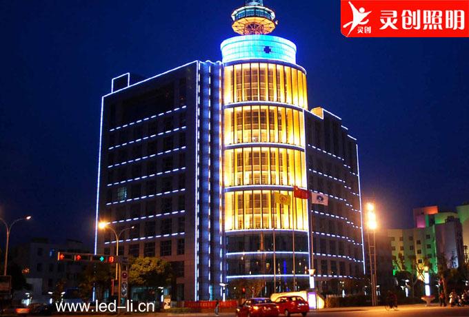 吴江国土局亮化灯具由灵创中标