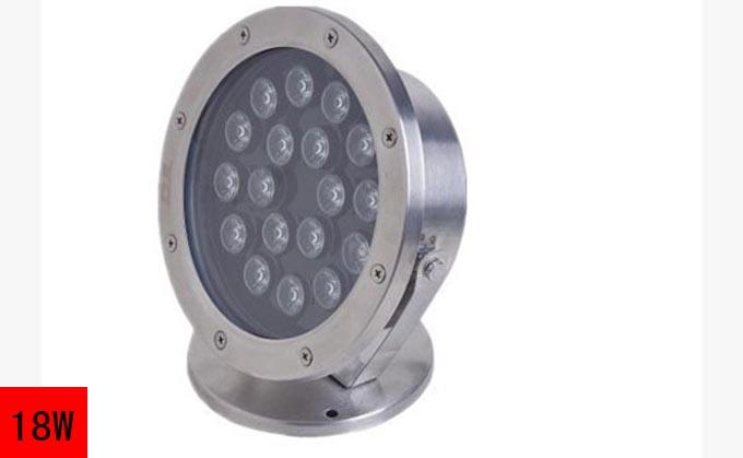 18W LED水底燈