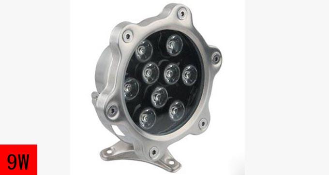 9W LED水底燈