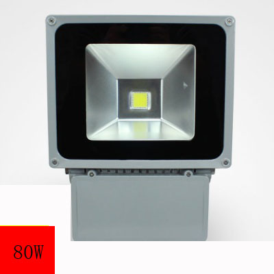 灵创品牌-80W LED泛光灯